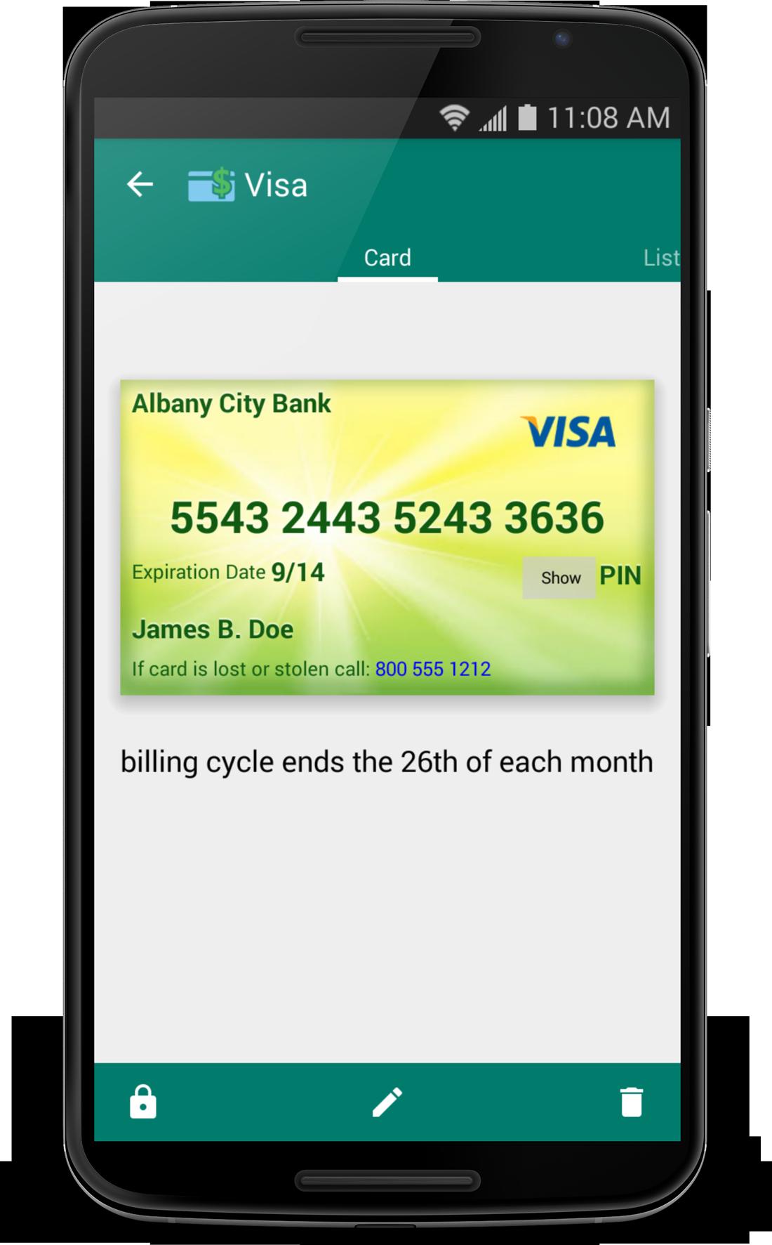 Ilium software ewallet for. Wallet clipart mobile wallet