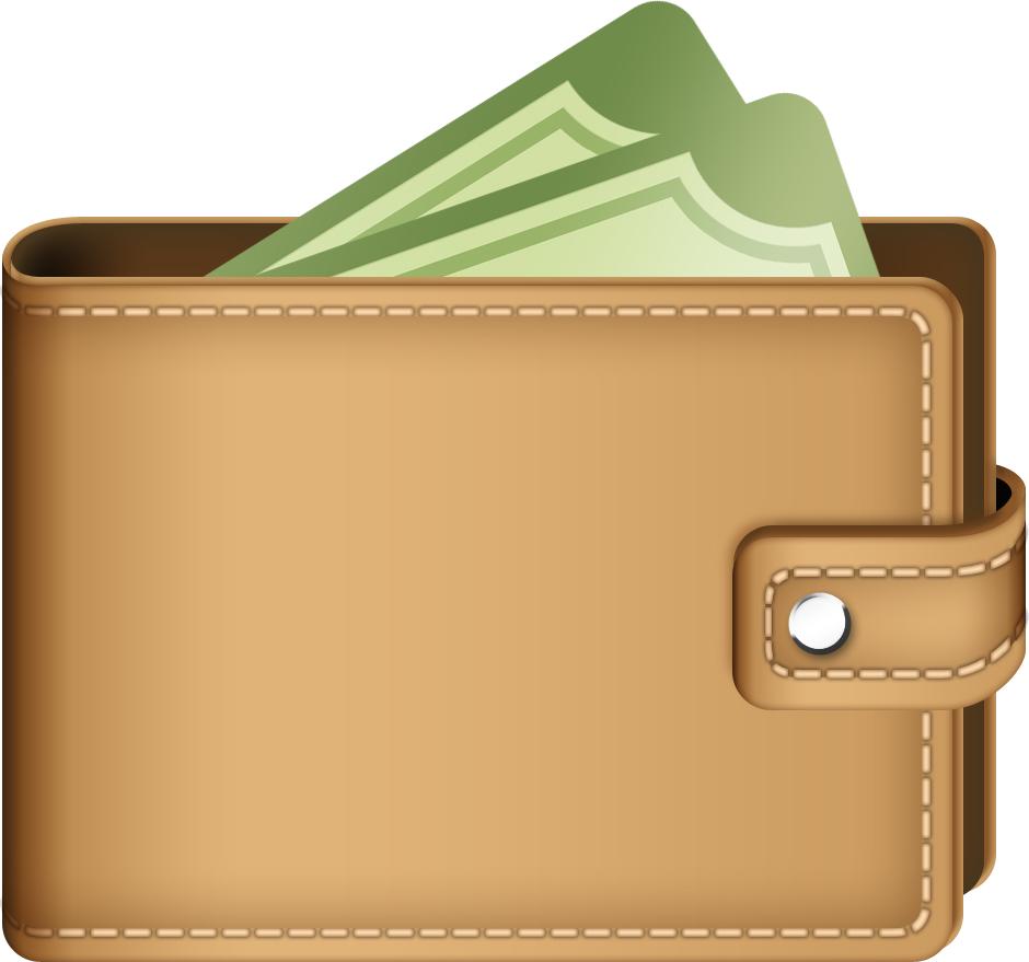 Wallets png in high. Wallet clipart orange bag