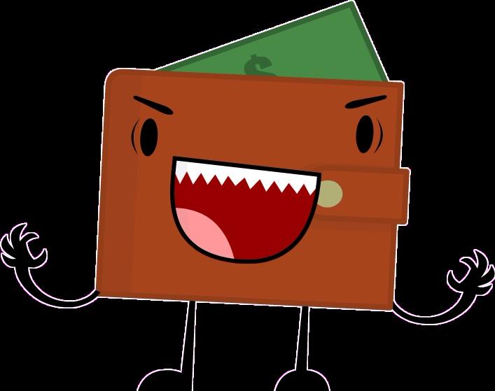 Image object terror reboot. Wallet clipart red wallet