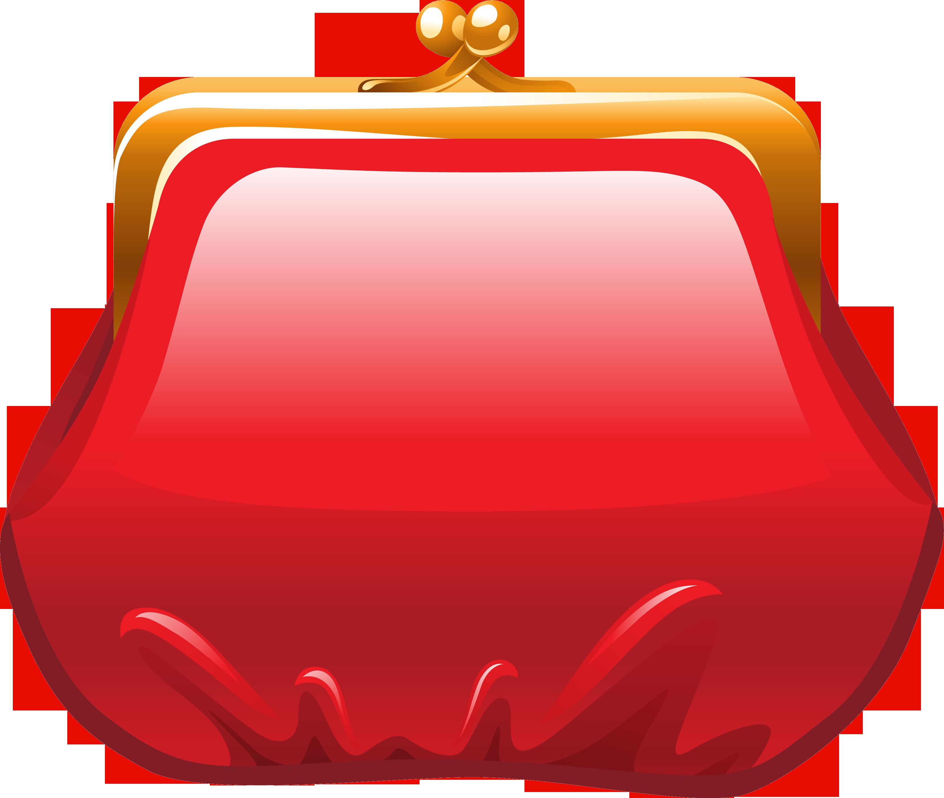 Wallet clipart red wallet. Handbag gratis accommodation women