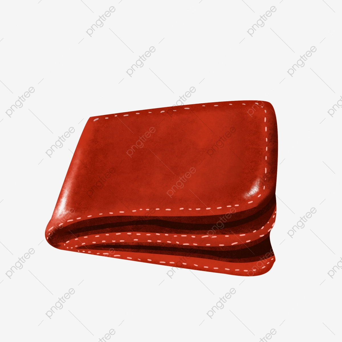 Wine leather bag . Wallet clipart red wallet
