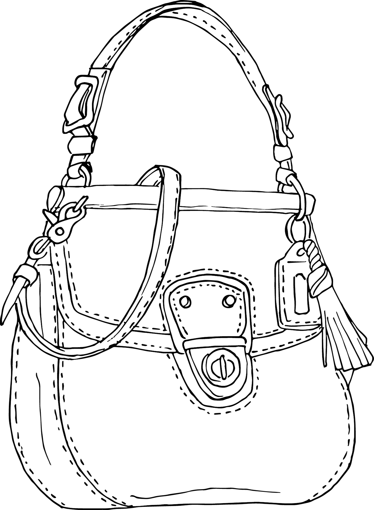 Wallet clipart small purse. Purses drawing at getdrawings
