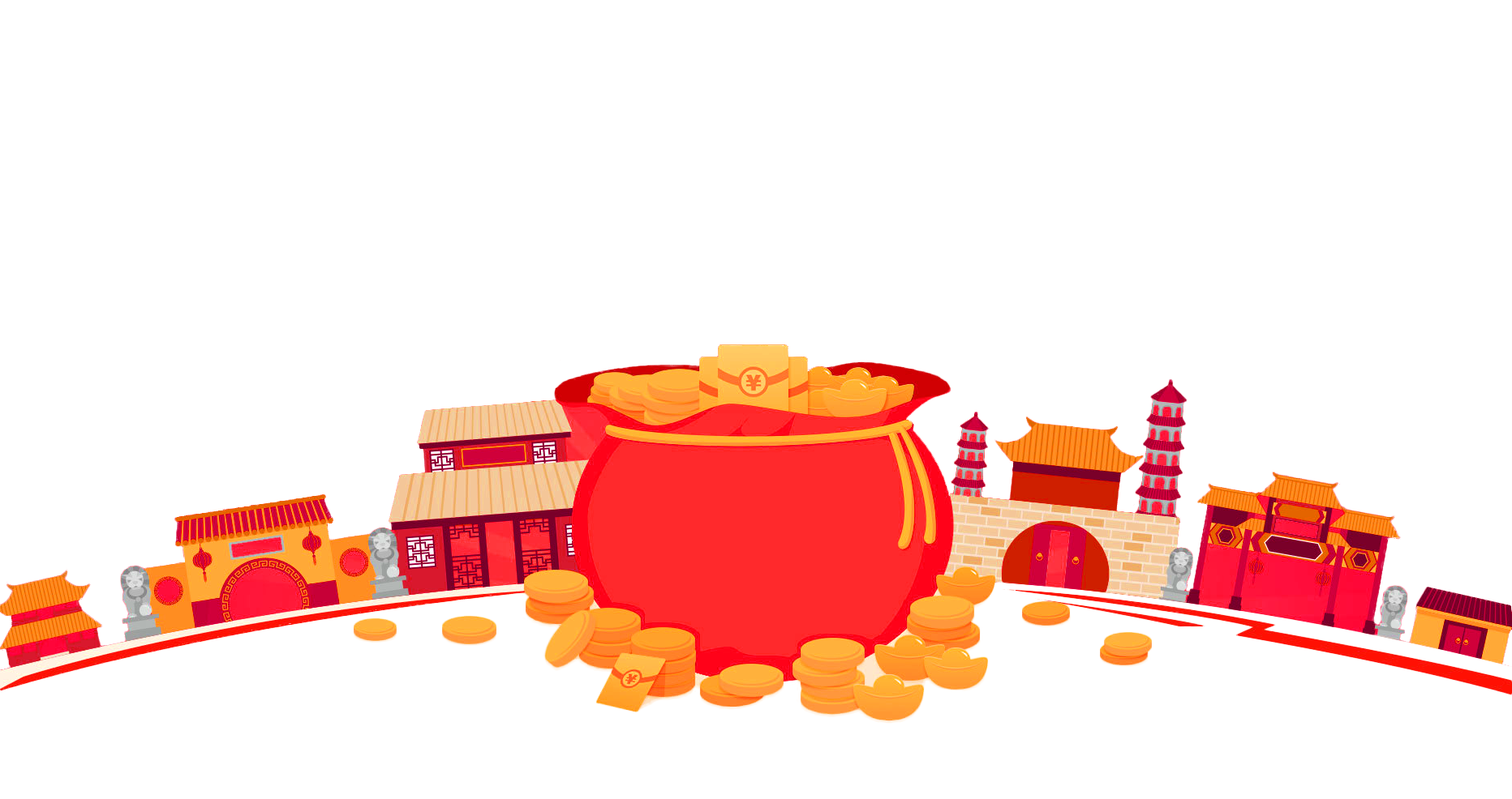 Wallet clipart small purse. Service chinese new year