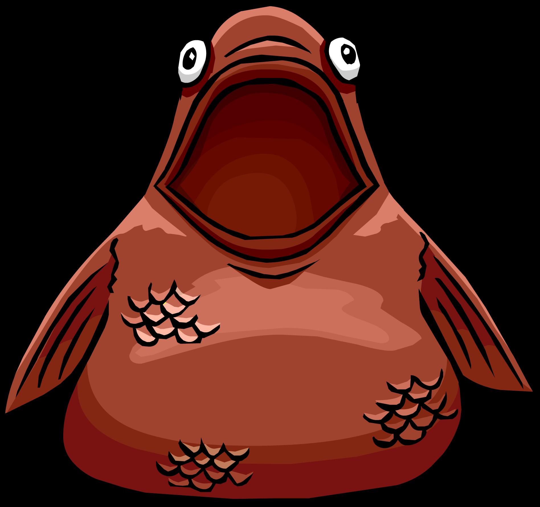 Walrus clipart arctic fish. Wise costume club penguin