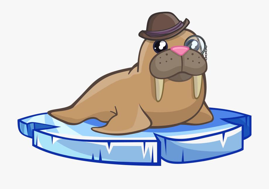 Free cliparts on clipartwiki. Walrus clipart clip art
