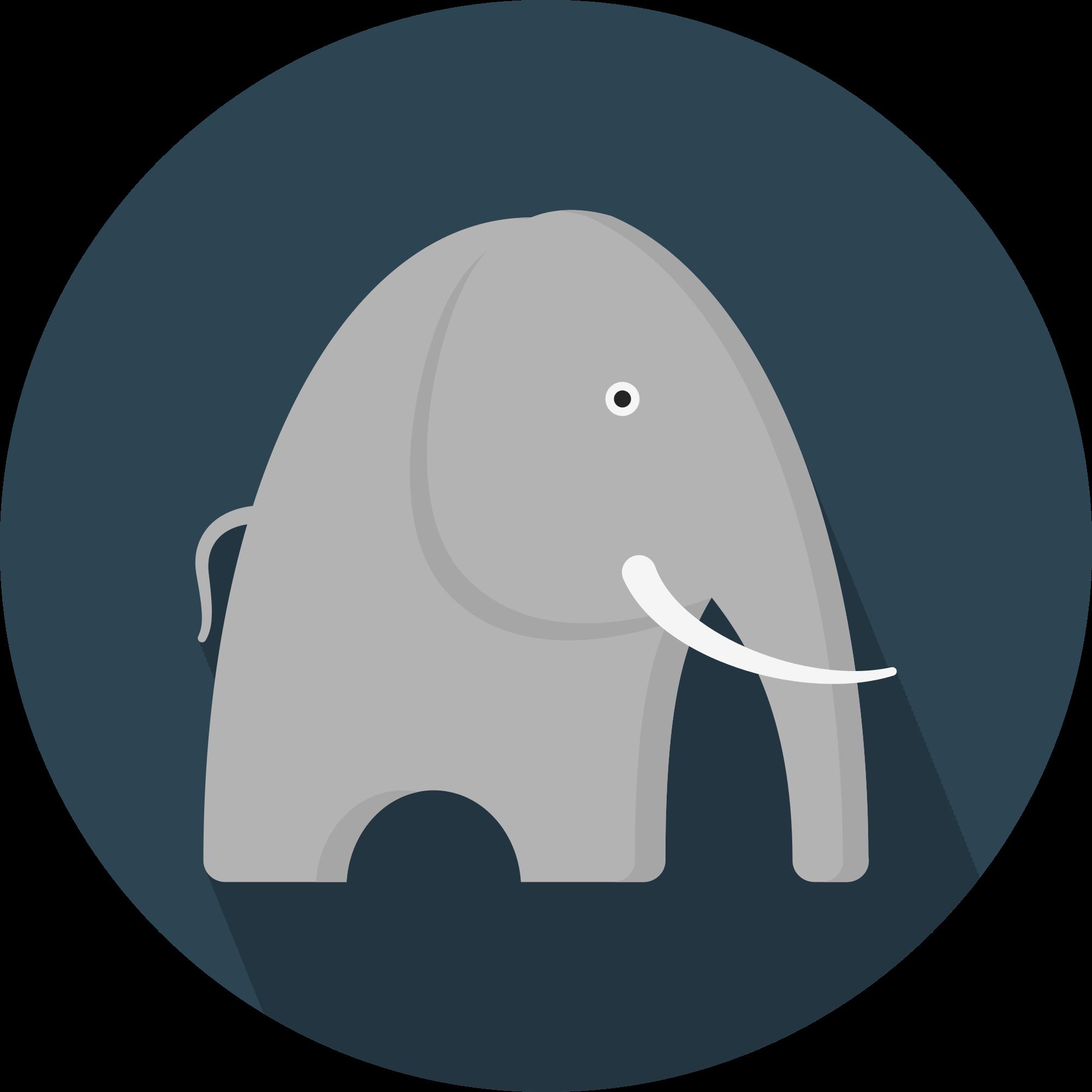 File creative tail animal. Walrus clipart svg