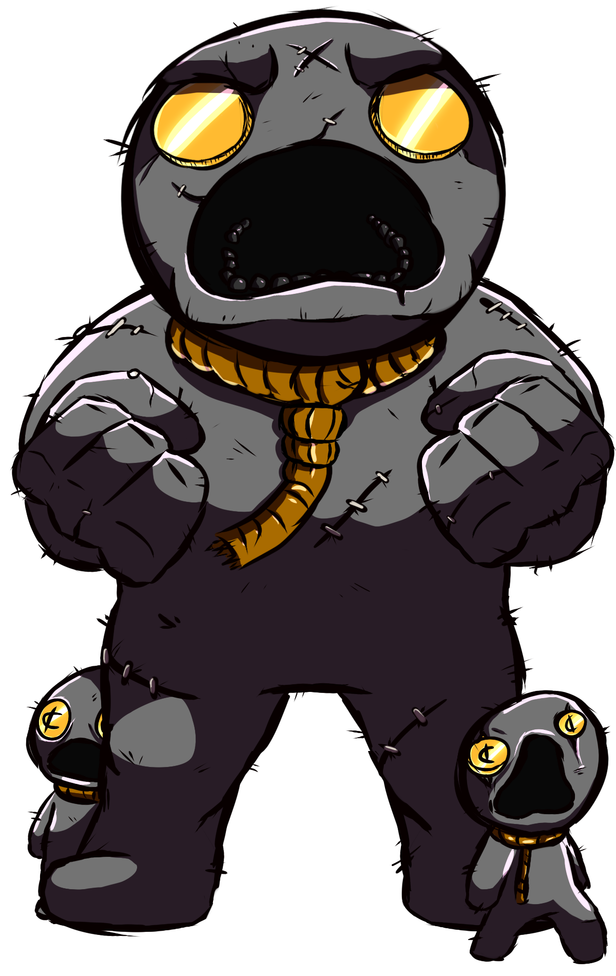 Ultra greed fan art. Want clipart greedy child