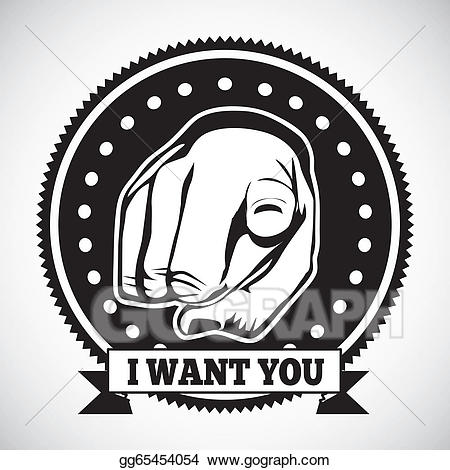 Eps vector i you. Want clipart over