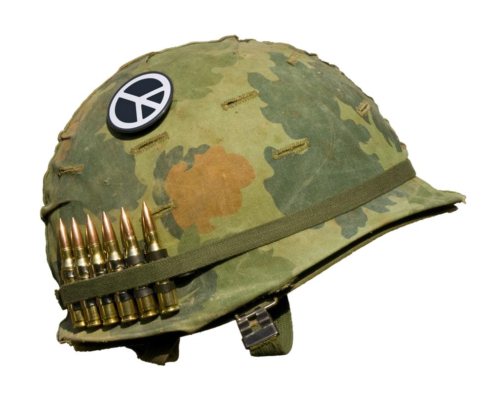 War helmet png. United states vietnam soldier