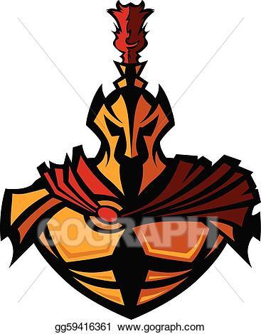 Warrior clipart. Clip art royalty free