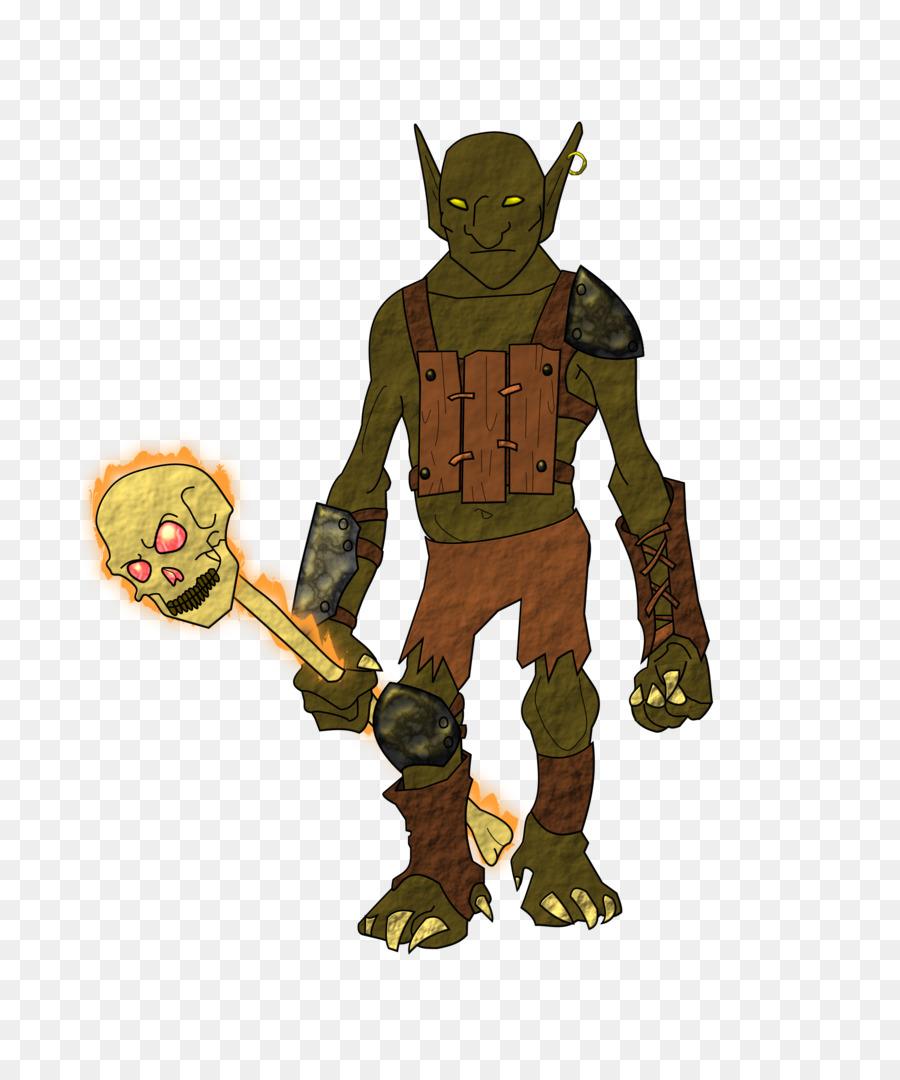 Warrior clipart. Goblin royalty free clip