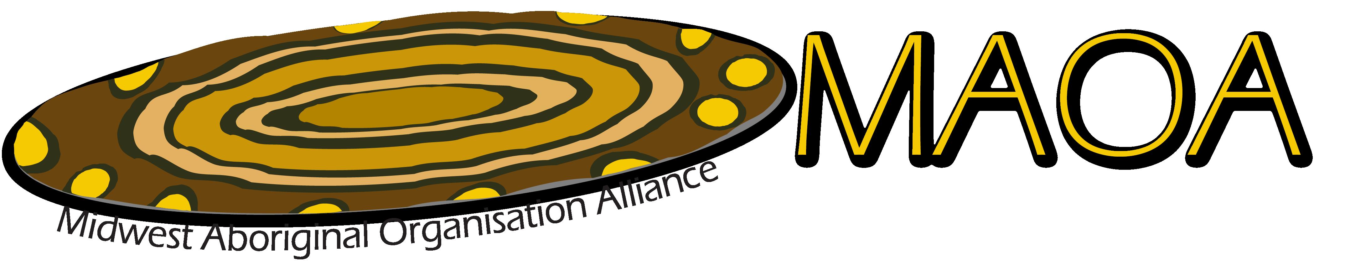 Warrior clipart aboriginal. Midwest organisation alliance toggle
