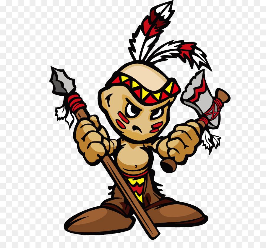 Warrior clipart aboriginal. Cartoon clip art