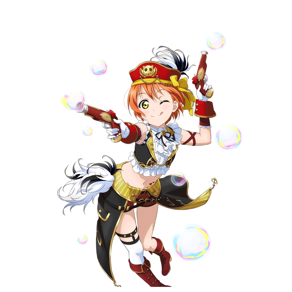 Warrior clipart arabian. Cards rin hoshizora ur