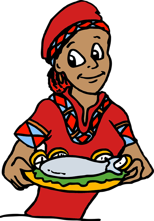 Warrior clipart baby. African clip woman traditional