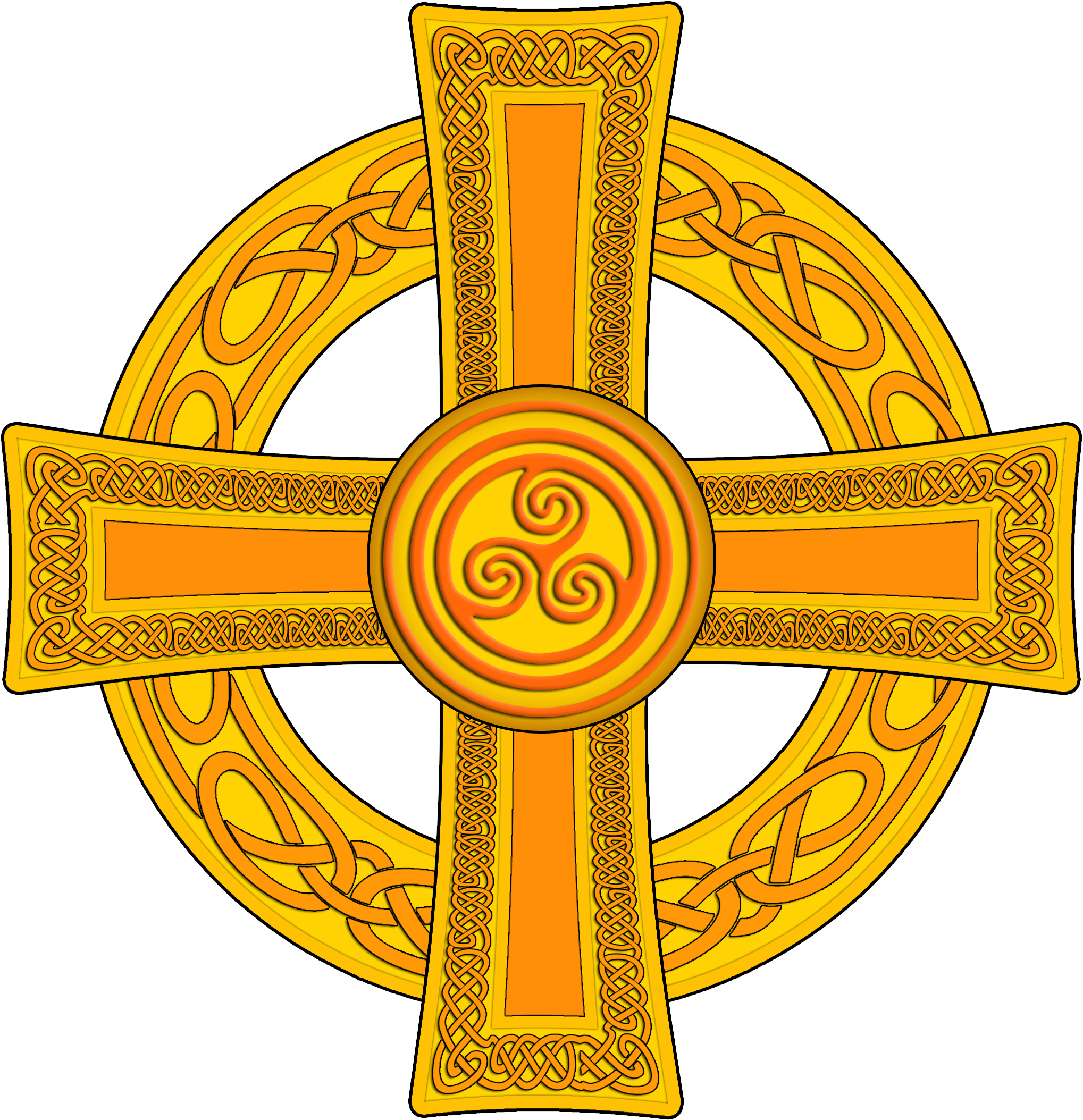 Untitled document celtic cross. Warrior clipart celt