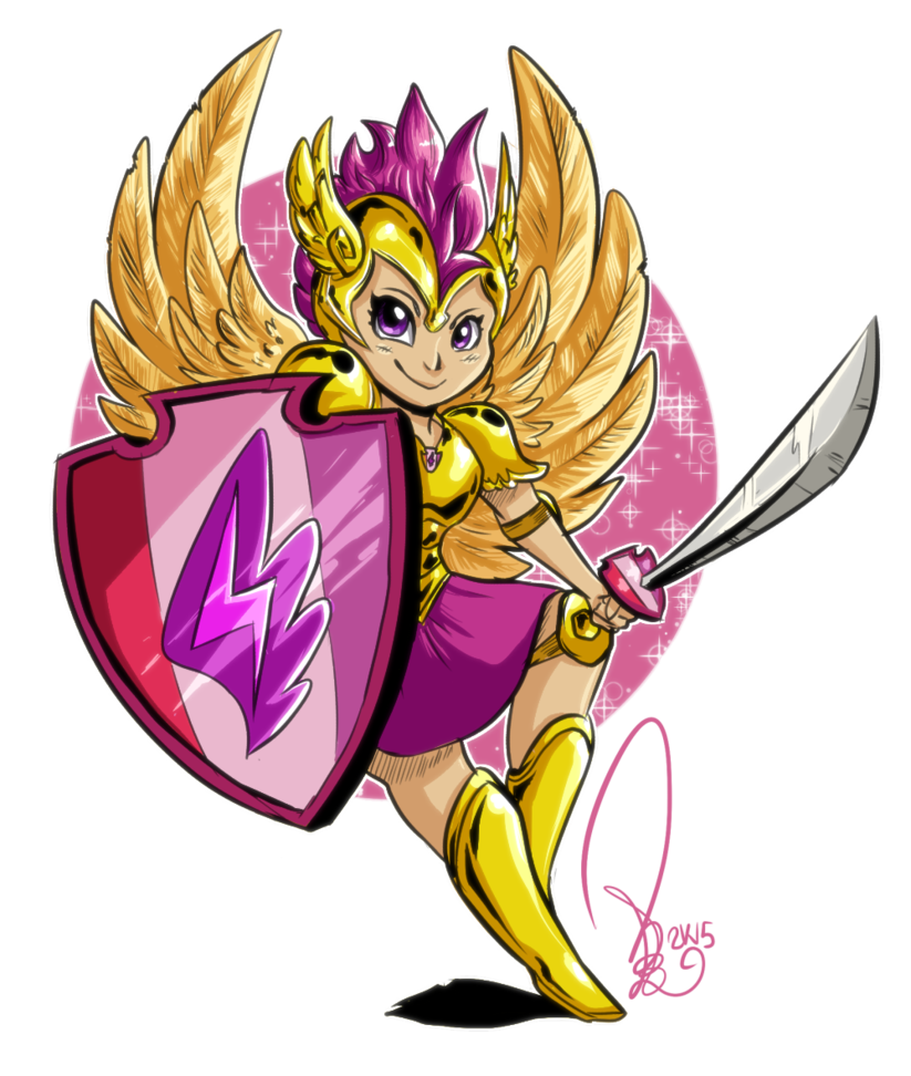 Warrior clipart crusader. Scoots by chiibe on