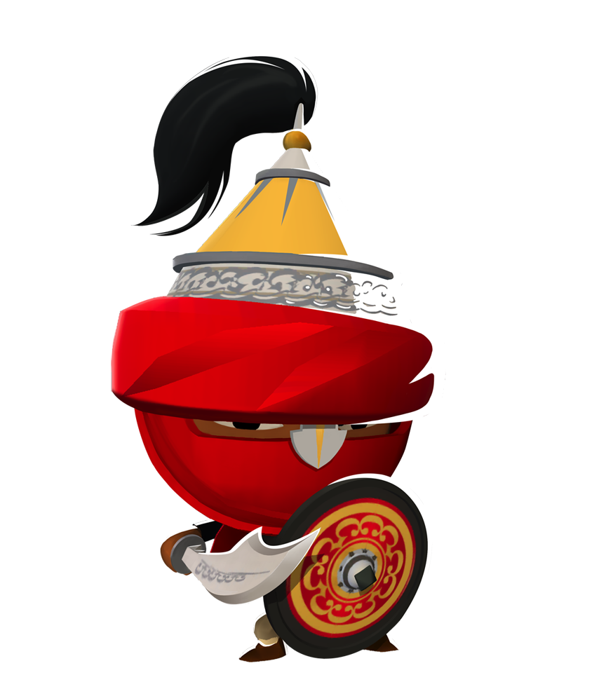 Abu the mamluk slave. Warrior clipart crusader