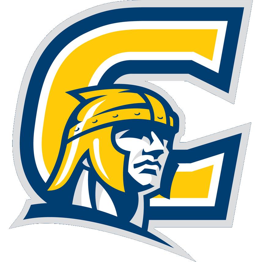 Warrior clipart edgewood. Corban university softball scores