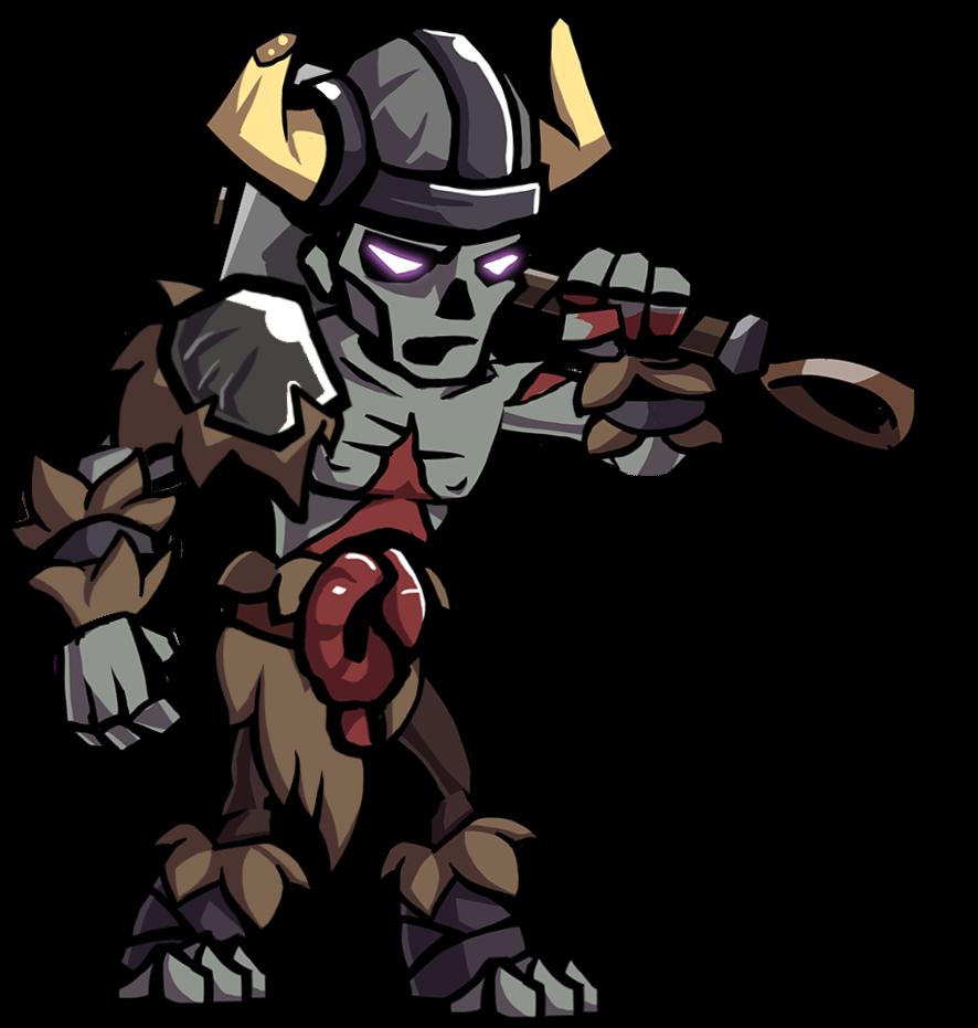Warrior clipart enemy warrior. Skeletal honorbound by juicebox