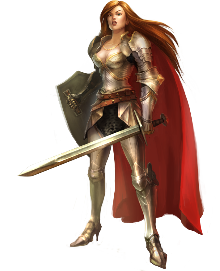 Warrior clipart female warrior. Woman png transparent image