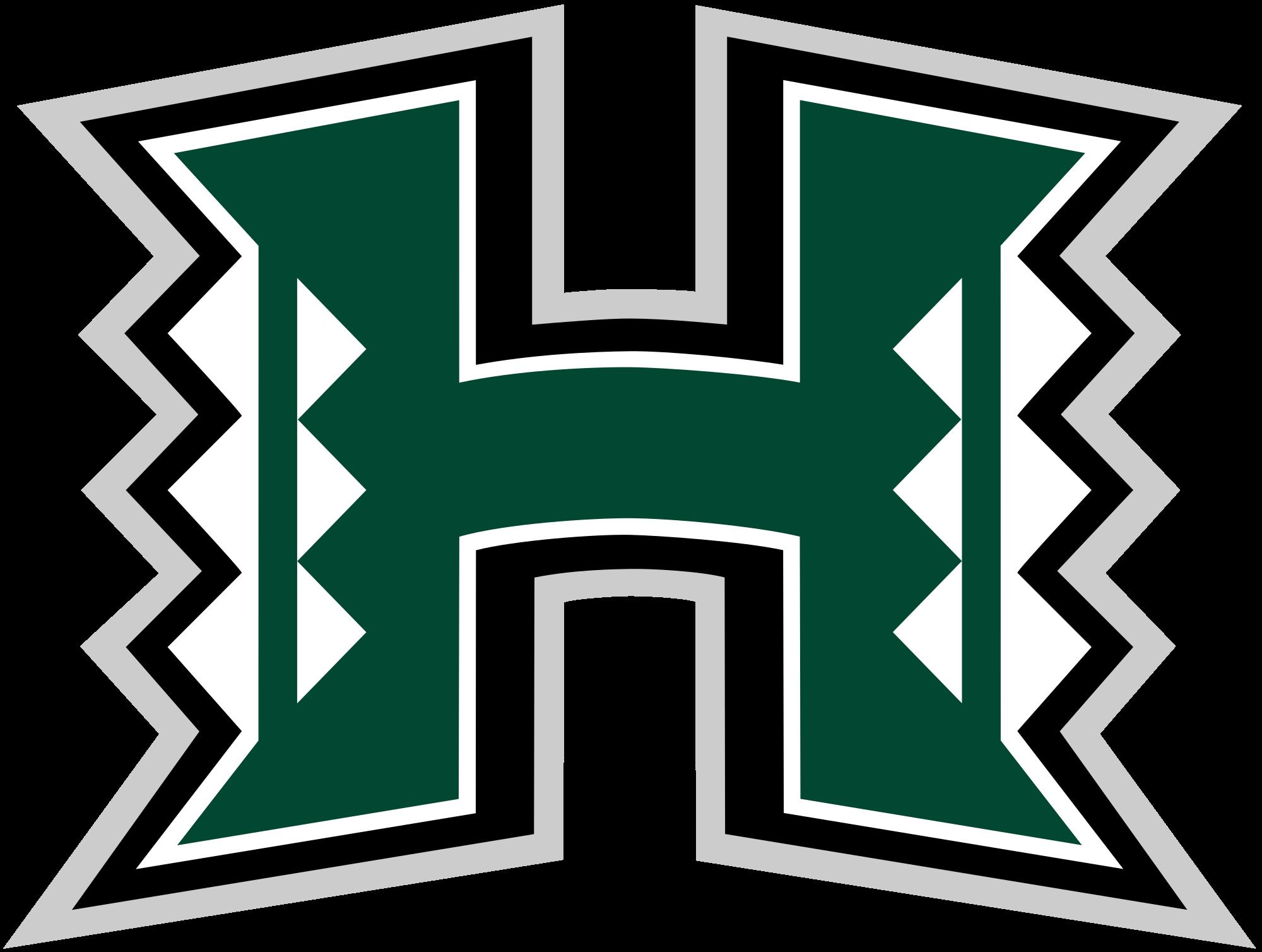 File hawaii warriors logo. Warrior clipart font