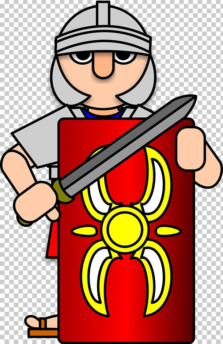 Warrior clipart guard roman. Ancient rome army soldier
