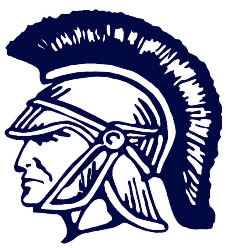 The fort oglethorpe warriors. Warrior clipart lakeview