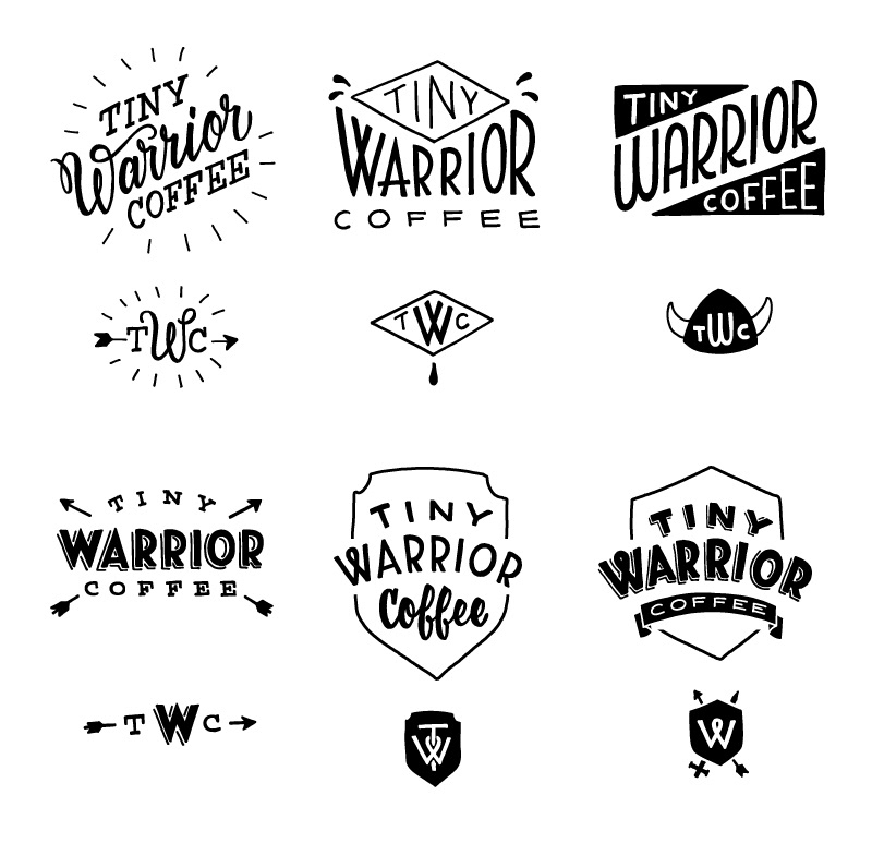 Dirty bandits annica lydenberg. Warrior clipart lettering