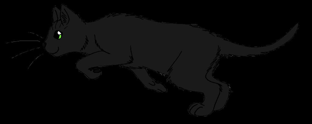 Lightningtail cat wiki fandom. Warrior clipart lightning