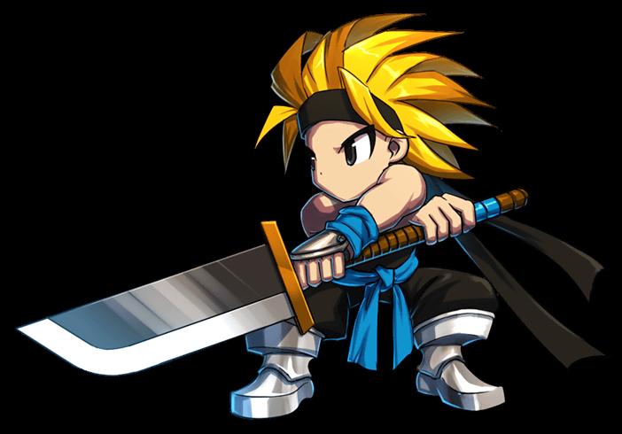 Warrior clipart lightning. Eze brave frontier wiki