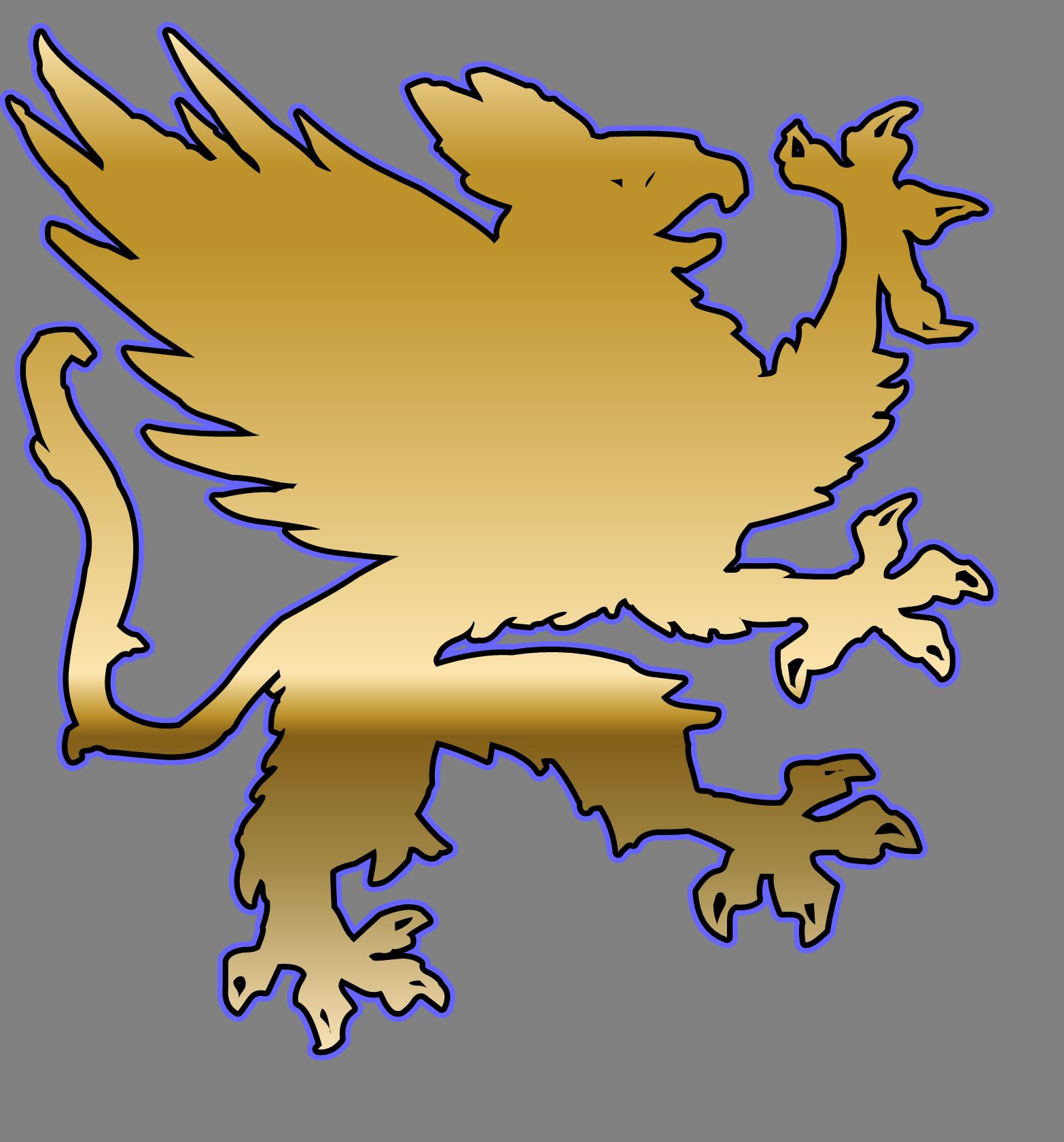 Warrior clipart lion. Dark inc logo is