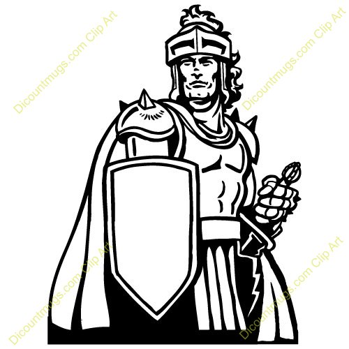 clipartlook. Warrior clipart male