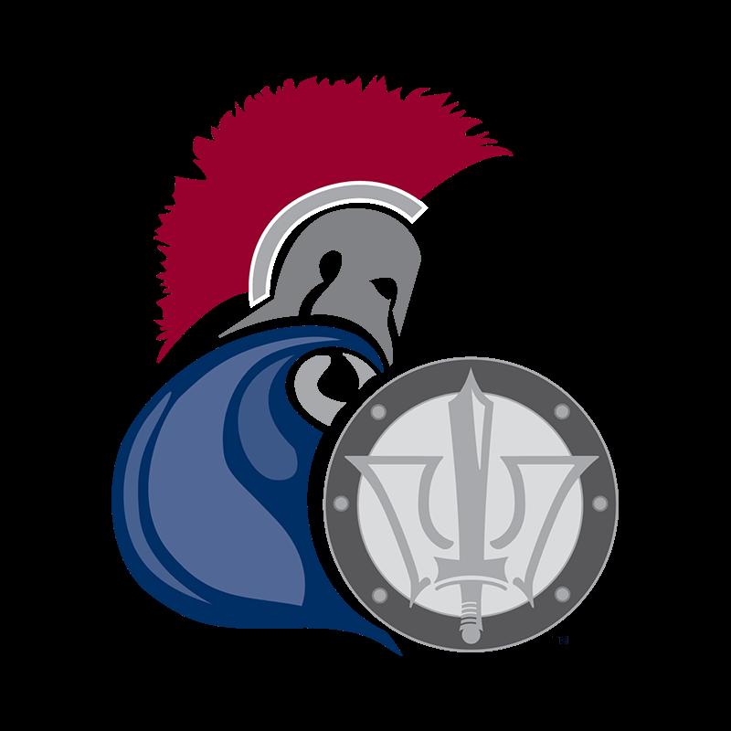 Warrior clipart mascot. Tamuct icon color logo