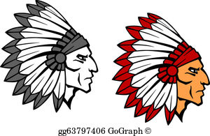 Warrior clipart mascot. Clip art royalty free