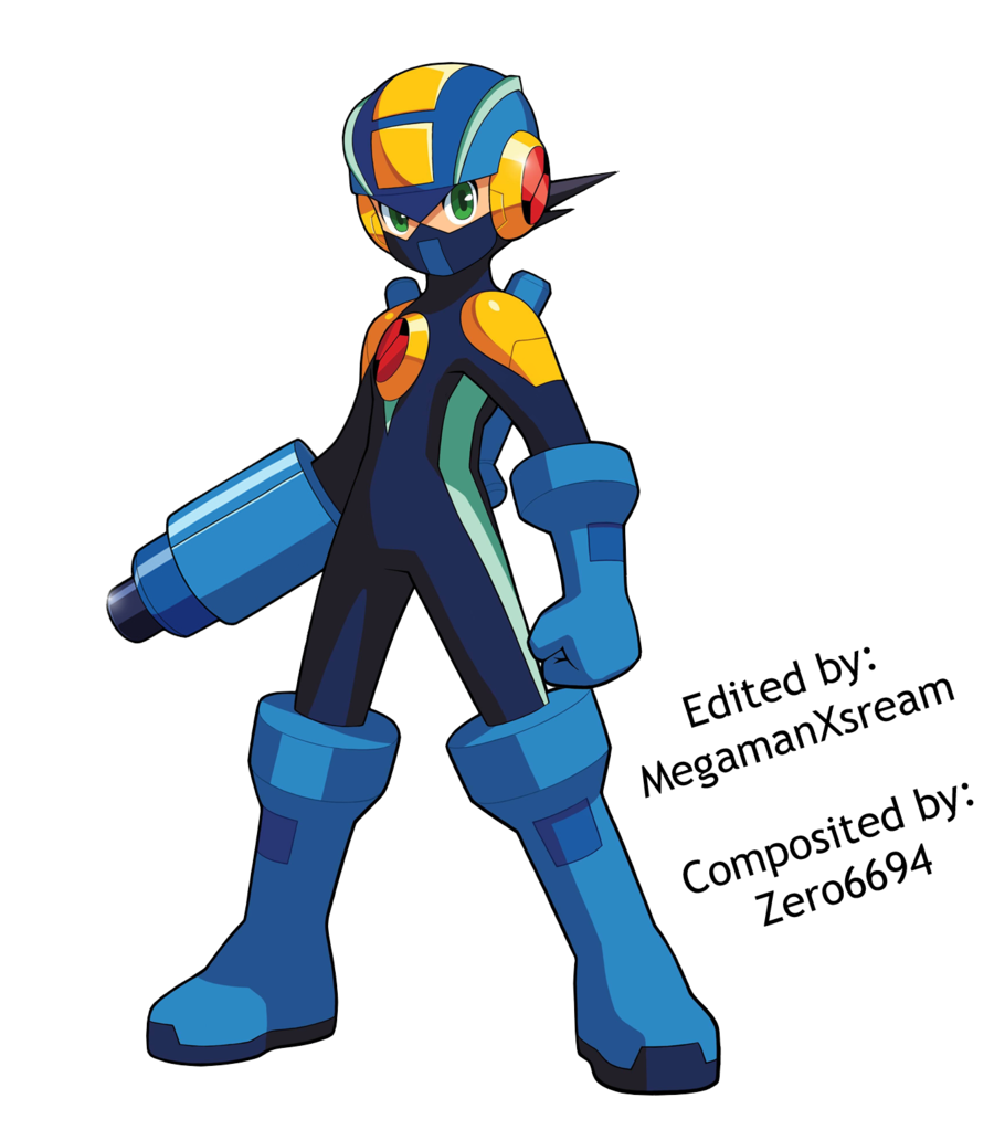 Megaman nt exe custom. Warrior clipart mask