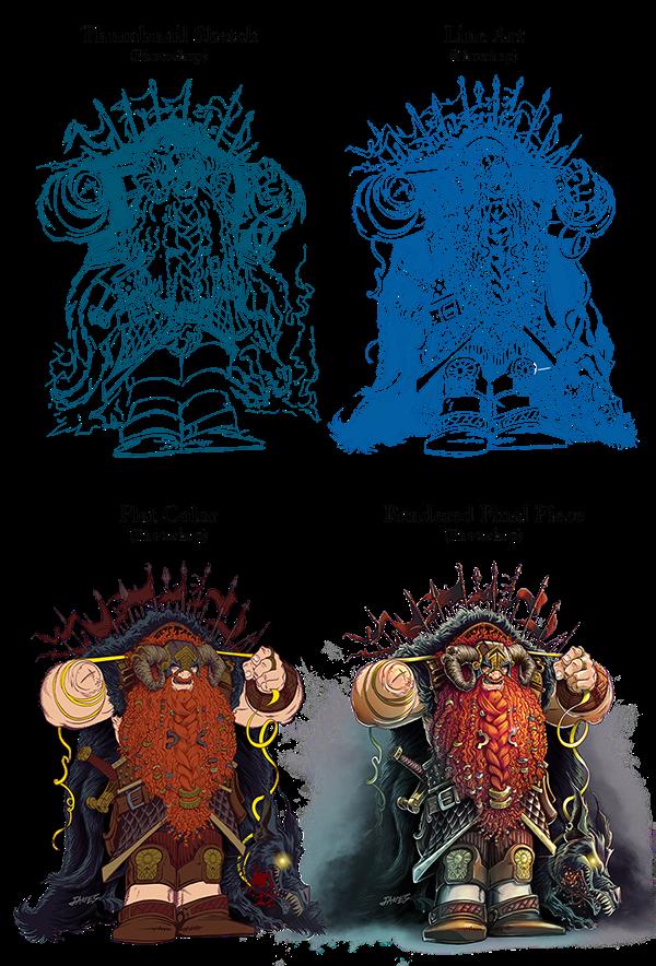 Big gimmick tyr god. Warrior clipart norse mythology