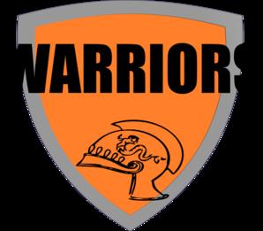 Free warriors cliparts download. Warrior clipart orange