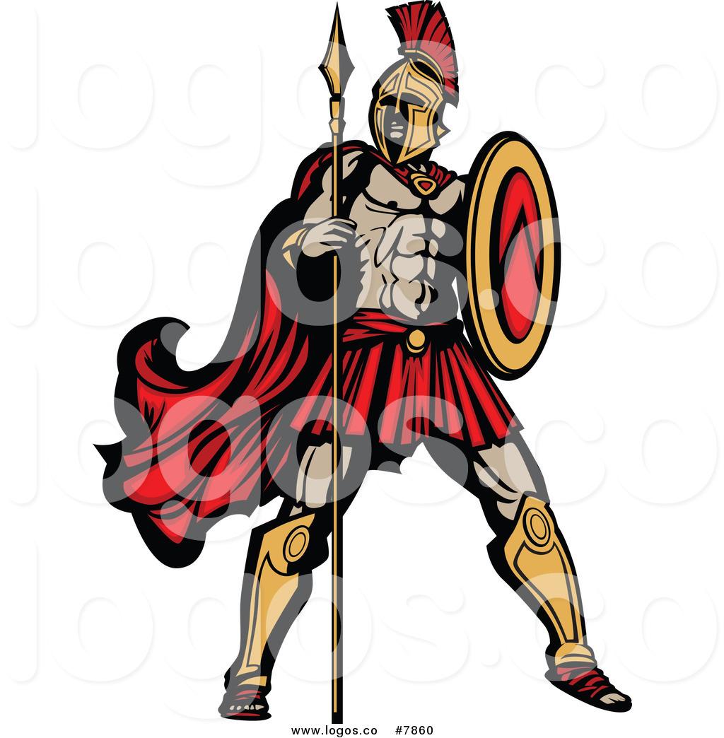 Warrior clipart original. Spartan cliparts x making