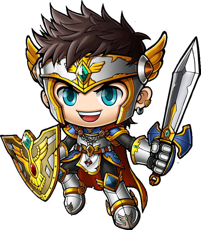 Warrior clipart paladin. Maplestory wiki fandom powered
