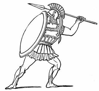 Free cliparts download clip. Warrior clipart persian soldier