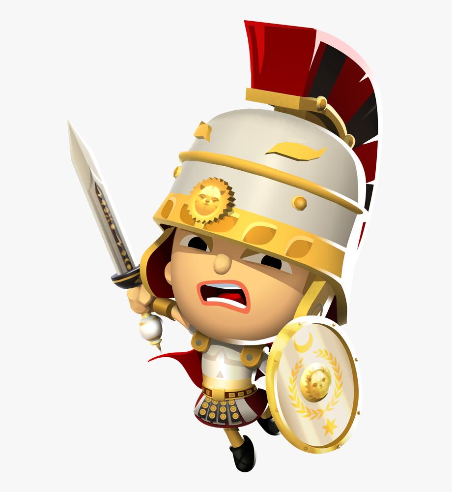 Warriors empire world of. Warrior clipart roman battle