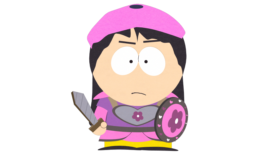 Warrior clipart roman general. Wendy official south park