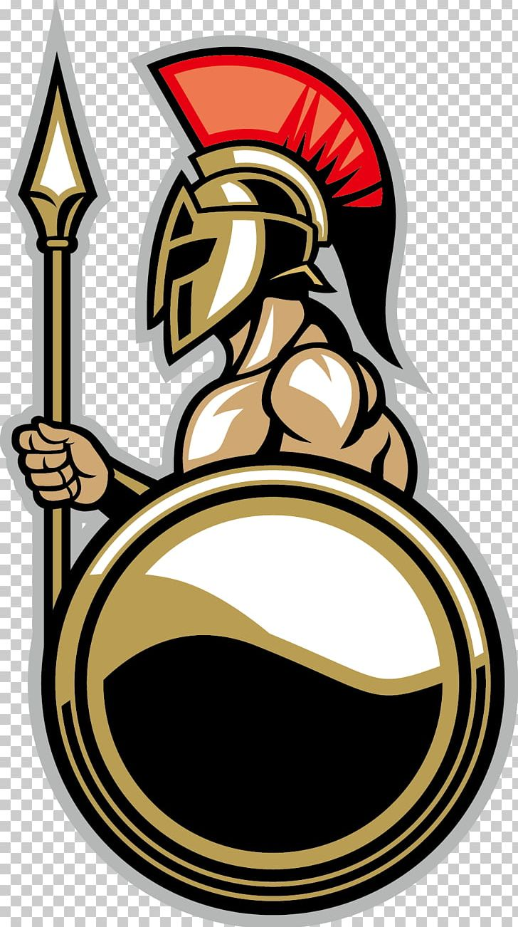 Warrior clipart soilder. Roman army spartan soldier