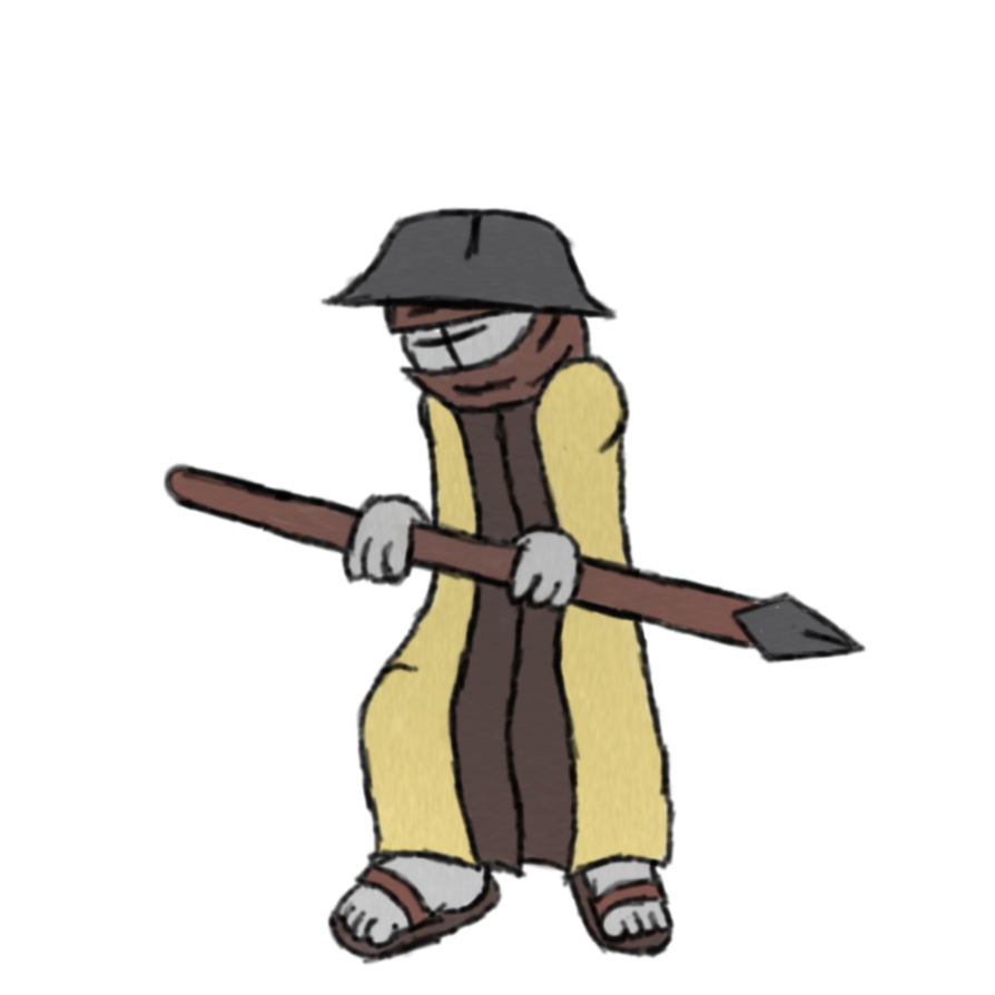 Warrior clipart soldier egyptian. Mad by g ngr