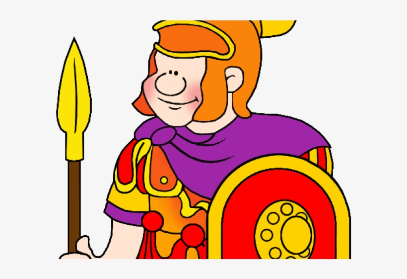Picture roman free . Warrior clipart soldier rome