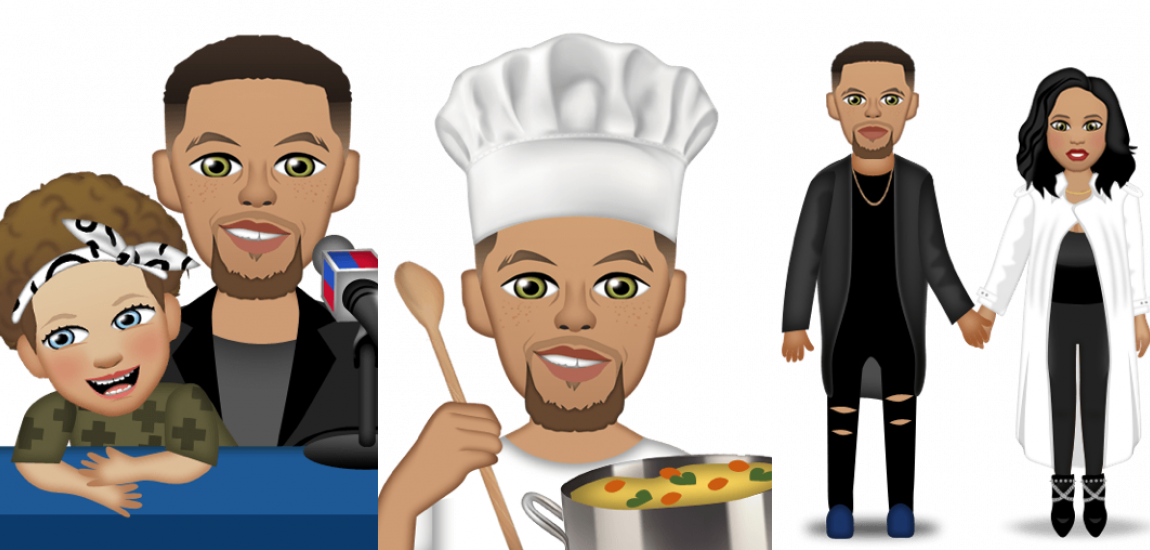 Riley rules s emoji. Warrior clipart stephen curry
