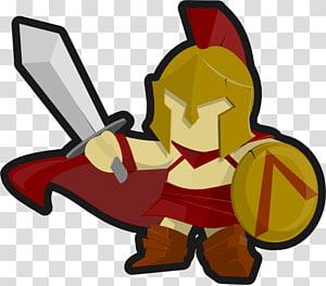 Warrior clipart transparent. Roman golden state warriors