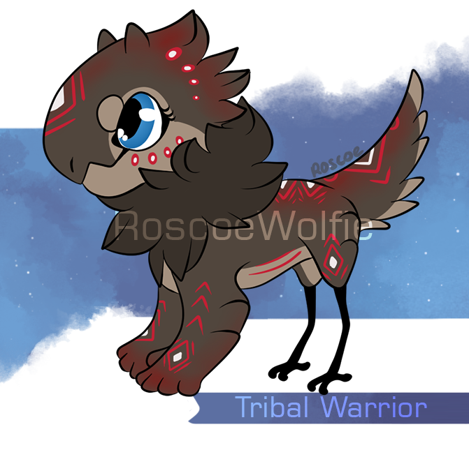 Warrior clipart tribal warrior. By nebnommothership on deviantart