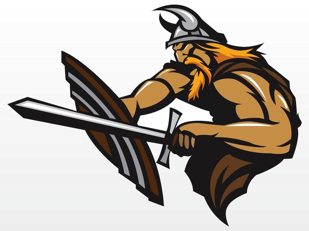 Warrior clipart viking person. Free idea clipartix